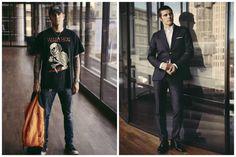 Håller modeexperten Oscar Arrsjö vad han lovar? Se förvandlingen från slashas ... #Kläder #Stil