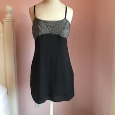 F21 sexy dress Forever 21 chain dress. Side Hooke and eye closure with zipper. Great condition-worn once!  size M but fits smaller Forever 21 Dresses Mini