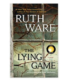 the lying game ruth ware: Books Reese Witherspoon Book Club, Book Club List, The Lying Game, Ruth Ware, Dangerous Games, Little Cabin, Little Games, Book Gifts, Book Review