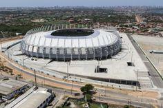 Estádio Plácido Aderaldo Castelo, Fortaleza