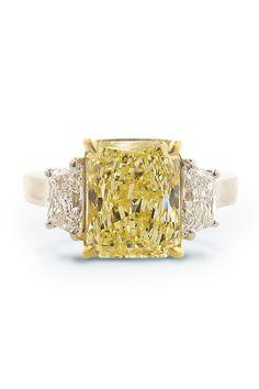 Louis Glick - Louis Glick Starburst Diamond Ring from Osterjewelers.com