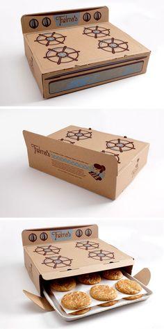 Thelma's Treats #Cookies #Packaging