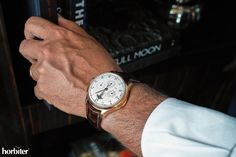 The IWC Portugieser Grande Complication - The legacy of the Destriero Scafusia Iwc Watches, Dream Watches, Sports Brands, Watch Brands