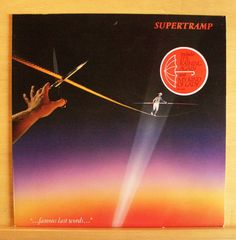 SUPERTRAMP - Famous last Words - Vinyl LP It´s raining again My Kind of Lady RAR