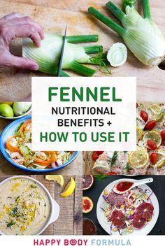 Fennel is one of those vegetables that you often pass by at the markets because you're not quite sure what to do with it. That's a pity because fennel is a fantastic vegetable with a variety of health benefits. It's also quite versatile in the kitchen. Fennel Uses, Benefits Of Fennel, Coconut Benefits, Lemon Benefits, Health Benefits, Health Tips, Fennel Soup, Healthy Eating Recipes, Cooking Recipes