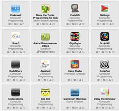 Great Tools and Apps to Teach Students Computer Programming ~ Educational Technology and Mobile Learning