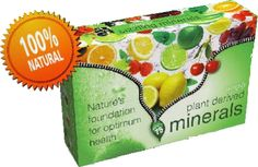 Simply Naturals Sizzling Minerals. Find out why everyone should be taking Sizzling Minerals.