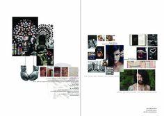 ARTS THREAD Portfolios - ARTS THREAD Mise En Page Portfolio Mode, Mode Portfolio Layout, Fashion Portfolio Layout, Fashion Design Sketchbook, Portfolio Design, Portfolio Web, Portfolio Ideas, Portfolio Presentation, Presentation Layout