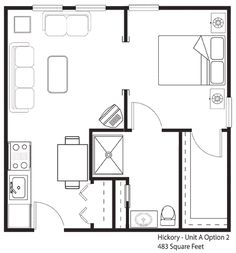 Studio Apartment Floor Plans 400 Sq Ft 400 sq ft floor plans - yahoo image search results | handicapped