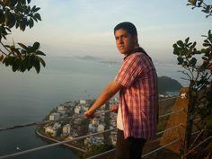 Abajo las casas de los famosos, una de ellas la de Roberto Carlos cantante ¿Hermosa vista, no? / #viajes #travel #viajesmuseo #traveller #travelling #vacation #placestovisit #trips