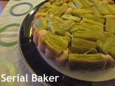 #YummyDayBikini - Gâteau renversé la rhubarbe