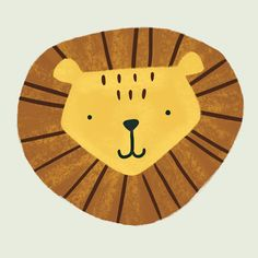 Lion / leeuw 100 days of drawing animals by Marieke Verboord cute kids illustration Girl Scout Swap, Girl Scout Leader, Girl Scouts, Drawing Animals, Animal Drawings, Crafts For Girls, Arts And Crafts, Lion Party, Lion Illustration