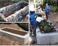 How to make EcoBricks: Reducing waste at home and building our communities B