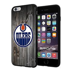 "Edmonton Oilers Black Wood #1656 iPhone 6 Plus (5.5"") I6+ Case Protection Scratch Proof Soft Case Cover Protector SURIYAN http://www.amazon.com/dp/B00X4HMG58/ref=cm_sw_r_pi_dp_bzIwvb0B91HTS"