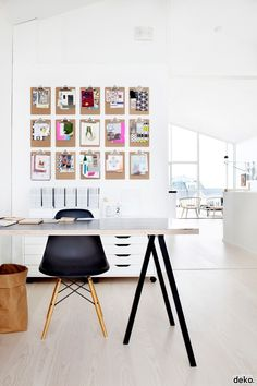 Susanna Vento Styling, Home Office