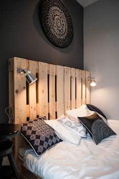 15 cabeceros únicos para tu dormitorio ¡originales y muy bonitos!