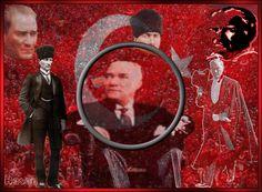 Atatürk Gifleri, Hareketli Atatürk Resimleri - Hanimefendi.com - Kadın sitesi