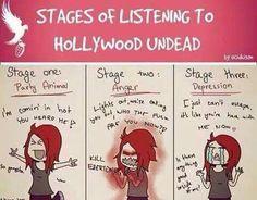 Lol yup xD ~ Hollywood Undead ♡