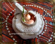 cesto crochet cuerda cebolla Straw Bag, Basket, Jute, Onion, Twine