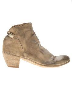 Officine Creative Distressed Boot - Madison - Farfetch.com