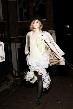 Emma Watson by Ellen von Unwerth. I'm obsessed with this editorial!