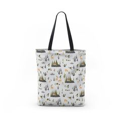 Nordic forest Tote Bag – The Printed Fox
