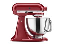 KitchenAid Artisan Series Stand Mixer in Empire Red [$300] – KitchenAid Artisan Series Stand Mixer Giveaway