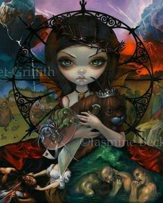 Jasmine Becket-Griffith