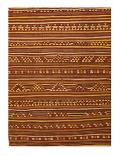 Africa | Berber textile from Gafsa, Tunisia | 4th quarter of the 19th century
