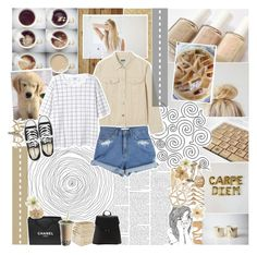 """""""take me home ♡"""" by xo-nichole ❤ liked on Polyvore featuring Monki, Chanel, Converse, Zara, MANGO, Clips, Acne Studios, Topshop, Toast and Match"""