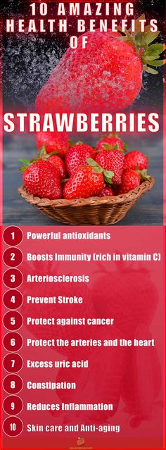 10 Amazing Health Benefits of Strawberry #foodformyhealth #strawberry #plantbased #plants #fruits #healthy #nutrition #vegan #food #veganfood