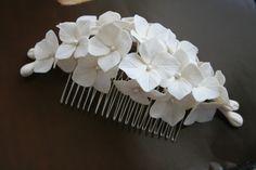 Haarschmuck & Kopfputz - Braut haarkamm Kopfschmuck  Hochzeit Haarschmuck - ein Designerstück von DecorUA bei DaWanda