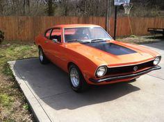 1970 Ford Maverick. Maverick. Find parts for this classic beauty at http://restorationpartssource.com/store/