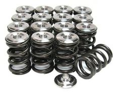 GSC P-D 1991-1992 Mitsubishi Galant VR-4/ 1990-99 Eclipse Eagle Talon TSi 4G63T Stage 1 Beehive Valve Springs (Use Factory Retainers and Spring Seats)