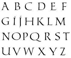 calligraphie, humanistique, antiqua, alphabets, lettres, stages et cours, mail-art, enveloppes calligraphies, logos, calligraphy