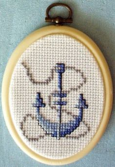 Awesome Most Popular Embroidery Patterns Ideas. Most Popular Embroidery Patterns Ideas. Mermaid Cross Stitch, Cross Stitch Sea, Small Cross Stitch, Cross Stitch Needles, Cross Stitch Kits, Cross Stitch Designs, Cross Stitch Patterns, Wool Embroidery, Cross Stitch Embroidery