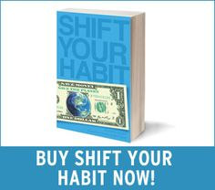 Small changes to your lifestyle, to make big changes to your habits!