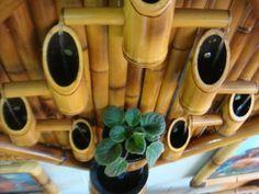 Fonte Jardim 8 quedas - Kaloré Bambu - YouTube