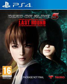 Dead or Alive 5: Last Round  PS4    NUOVO  !!!