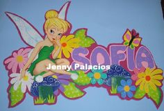 cartel goma eva Felt Name Banner, Name Banners, Foam Sheet Crafts, Baby Shower Souvenirs, Foam Sheets, Picasa Web Albums, Peter Pan, Puppets, Tinkerbell