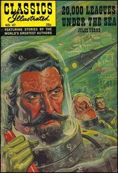 20.000 leguas de viaje submarino (Norman Nodel, 1968)