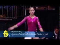 'Hava Nagila' to Play at 2012 Olympic Games: Israeli Gymnast Alexandra Raisman to use Hebrew Song