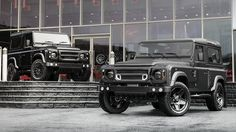 #LandRover Defender XS Station Wagon 6.2 Flying Huntsman 105 Long Nose Wide Body #cars #suv #trucks #offroad #4x4 #luxury #style #design More from A Kahn Design >> http://www.motoringexposure.com/aftermarket-tuned/project-kahn/