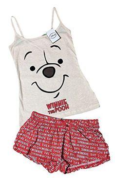PRIMARK Ladies DISNEY WINNIE THE POOH Vest & Shorts Pyjam... https://www.amazon.co.uk/dp/B01F7KGEMU/ref=cm_sw_r_pi_dp_jd4IxbV9TN09A