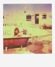 """by Stefanie Schneider #polaroids #pola #nrwforum """"The Polaroid Collection"""" MAY 26, 2012 - AUGUST 05, 2012 NRW-Forum Duesseldorf Germany http://www.nrw-forum.de/die_polaroid_collection"""
