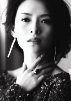 Zhang Ziyi ♥