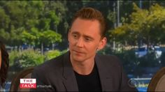 Tom Hiddleston interview | The Talk Apr 8, 2016