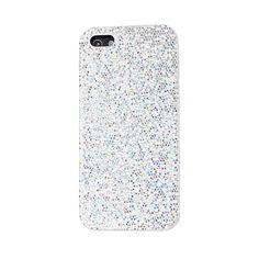 I love the iWave Audio Glitter iPhone 5 Case from LittleBlackBag