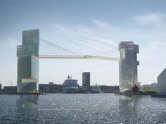 """The LM Project"", Copenhagen, Denmark  Competition won by Steven Holl Architects"