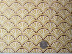Yardage of Moda's Fandango Castanet Gold Quilts fabric by QuiltiliciousFabric on Etsy